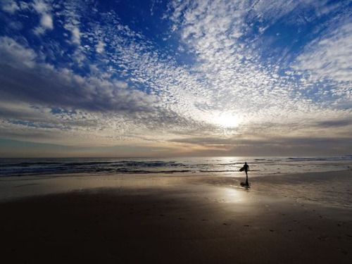 Un grand bol d'air pur rendu possible grâce à un objectif très grand angle idéal pour les grands espaces. Photo : GuentherKauf / #OlympusOMD E-M1 / M.ZUIKO DIGITAL ED 9-18mm F4.0-5.6 #MyOlympus #beach #sun #sunset #clouds #Olympus via Olympus on Instagram - #photographer #photography #photo #instapic #instagram #photofreak #photolover #nikon #canon #leica #hasselblad #polaroid #shutterbug #camera #dslr #visualarts #inspiration #artistic #creative #creativity
