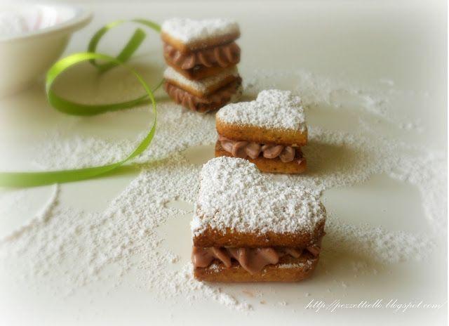 Le Torte di Antonella Cacossa e non solo...: Biscottini di pistacchio alla Nocciolata