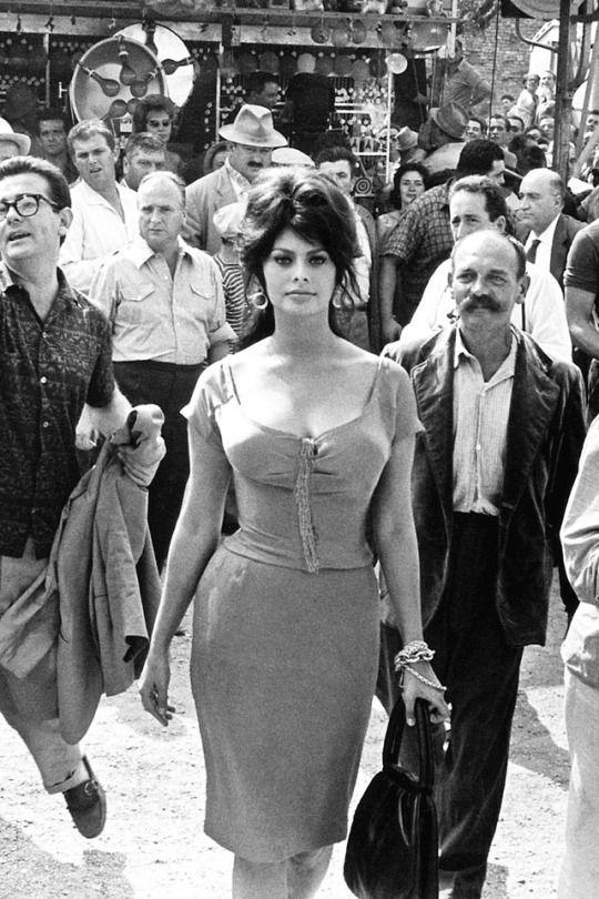Sophia Loren, We Had Faces Then