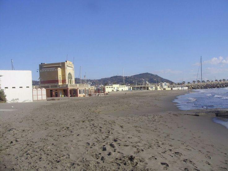 Spiaggia d'oro Imperia Porto Maurizio