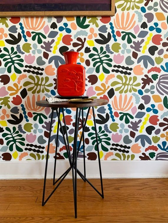 Removable Wallpaper Muse Lane In Multicolor Adheres To Walls And Shelves And Is Removable In 2020 Removable Wallpaper Wallpaper Companies Wallpaper