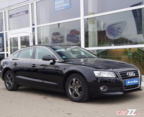 Audi A5, 2.0TDI, 143CP, din 2011, S-Line