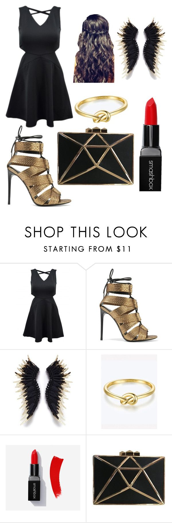 """une tenue pour Noël"" by bardou-oceane ❤ liked on Polyvore featuring Tom Ford"