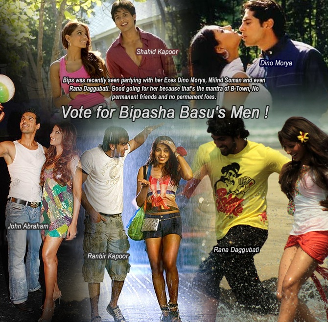 Vote for Bipasha Basus Men!