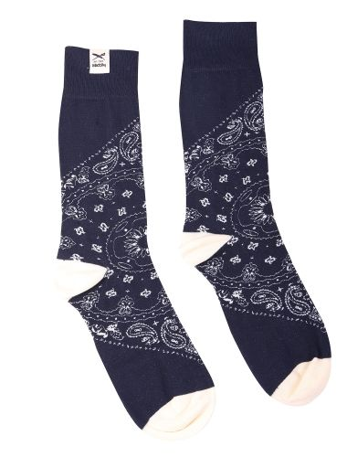 Pandilla Sock [navy] // IRIEDAILY FALL WINTER 2015 COLLECTION – WE CAN BE HEROES. // OUT NOW: http://www.iriedaily.de/