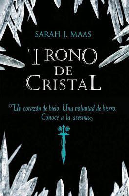 EL trono de cristal Sarah J. Maas