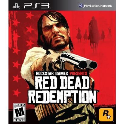 ps3 Red Dead Redemption - $15