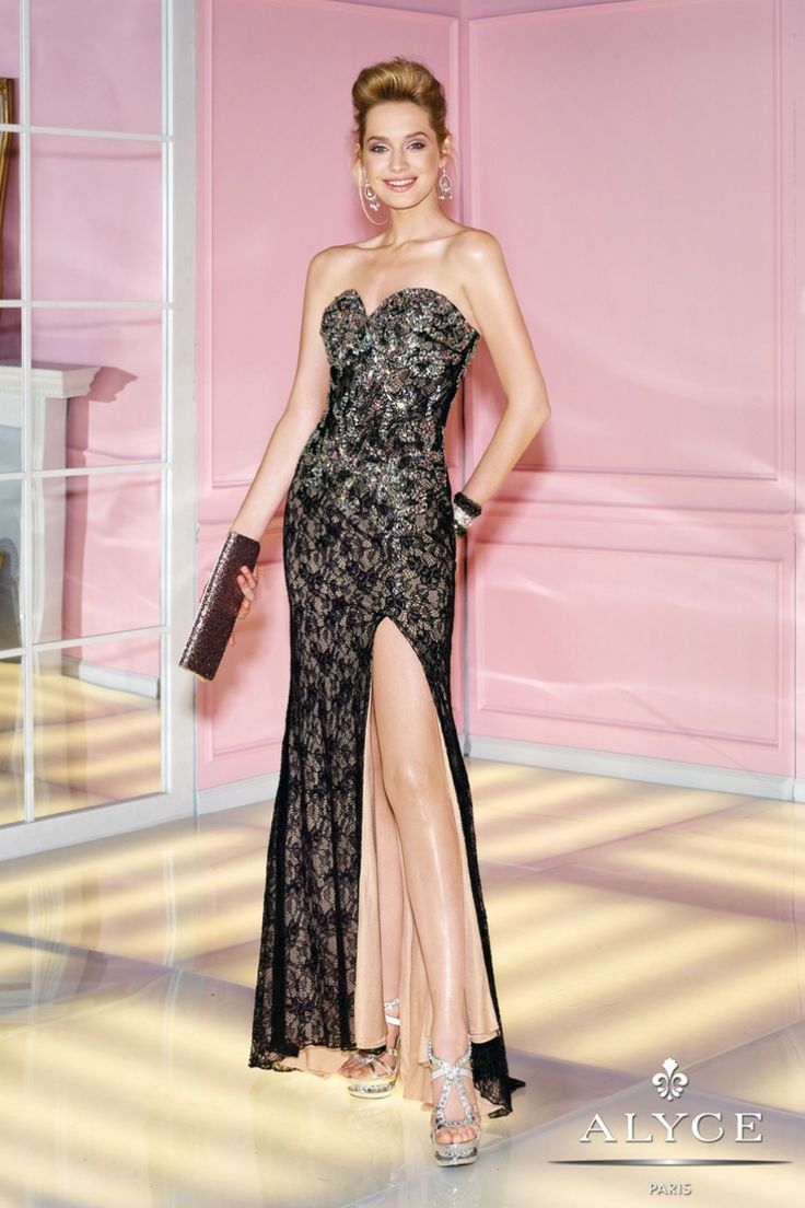 15 best Prom images on Pinterest | Party wear dresses, Prom dresses ...