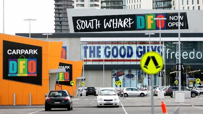 dfo south wharf melbourne - Google Search