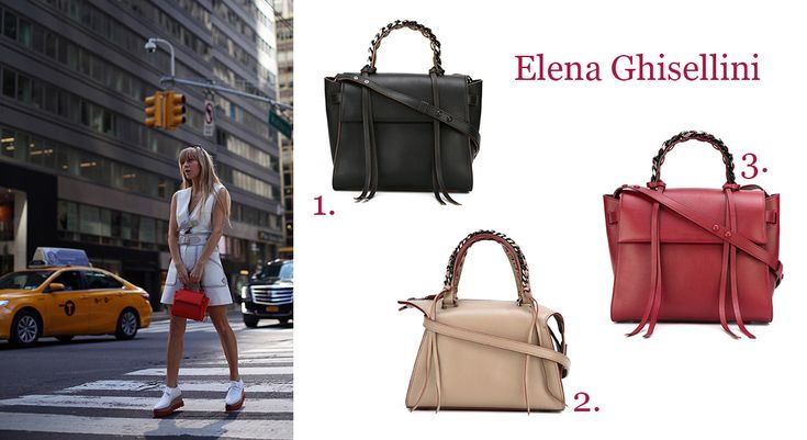 October is here and that means that it is time for the October Bag Crush!! Don't you just love Elena Ghisellini? More on: http://bagatyou.com/october-bag-crush/