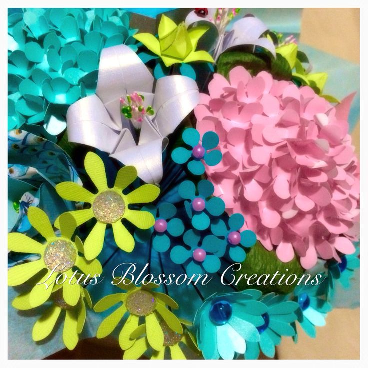 60 best lotus blossom creations handmade flowers images on for Handmade paper creations