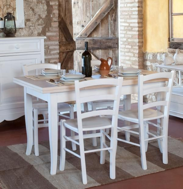 12 best Tavoli con sedie images on Pinterest | Dining table and In ...