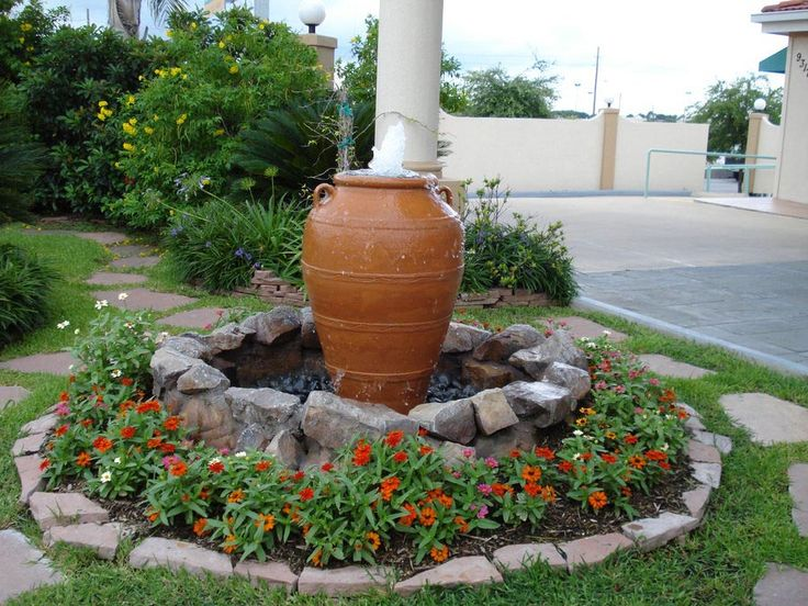 910 best Outdoor Fountains images on Pinterest Fountain design