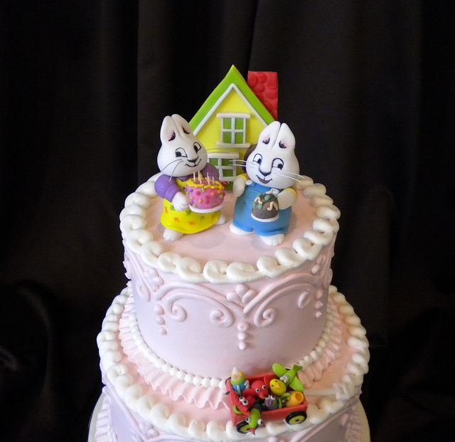 Max And Ruby Birthday Cake Ideas