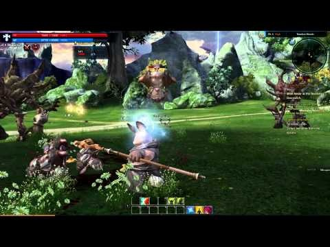 Tera Rising - gameplay 1 free to play f2p mmo game role playing