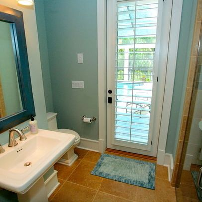 25 best ideas about pool bathroom on pinterest outdoor for Where can i buy a bathtub