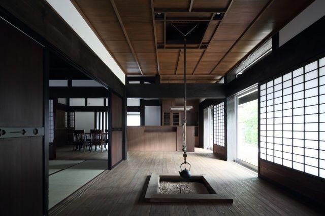 木村哲矢建築計画事務所   飯盛の民家