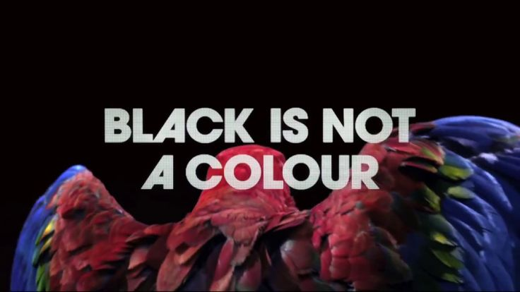 http://madeof.black/ | How do you define colour? How do you define style? How do you define black? What does black taste like, look like, sound like? Black is not a colour. Black cannot be described, it cannot be bought - it cannot be sold. Black is not something tangible. Black is a foundation. Black is a force. Black is indescribable. #madeofblack