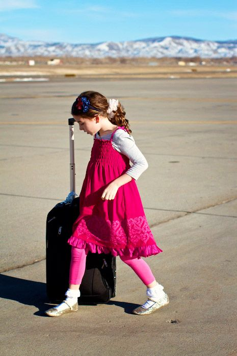 Excellent Tips for Traveling with Kids via Marla Meridith