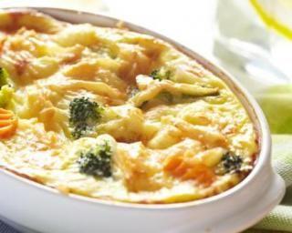 Gratin de carottes nouvelles et brocolis : http://www.fourchette-et-bikini.fr/recettes/recettes-minceur/gratin-de-carottes-nouvelles-et-brocolis.html