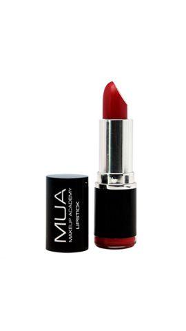 The Golden Girl - Catwalk Red Lipstick by MUA