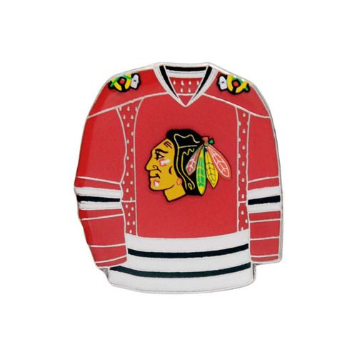 Chicago Blackhawks Jersey Pin