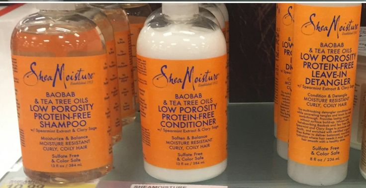 I ran across a picture of the new Shea Moisture Low and High Porosity hair product lines on Tumblr and ran, almost literally, to Target to check them out for myself. I have many products that targe…