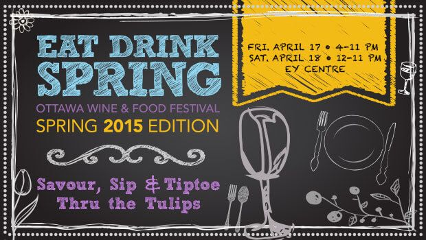 eat drink spring ottawa 2015 - Google Search