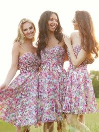 1439 Allure Bridesmaid Dresses