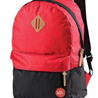 Tas Sekolah Laki D 300 Bmw Merah Hitam Laptop  ICO
