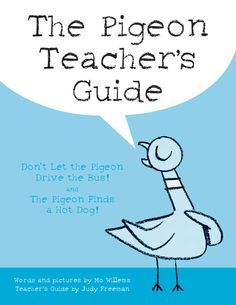 15 best Dont let the Pigeon drive the bus images on Pinterest