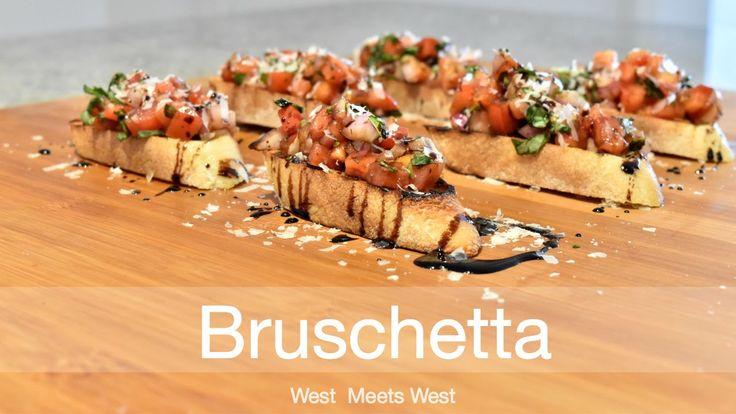 Bruschetta - West Meets West