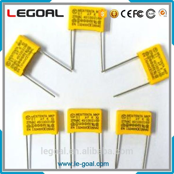 Passive component Aluminum Electrolytic Capacitors with low price high quality