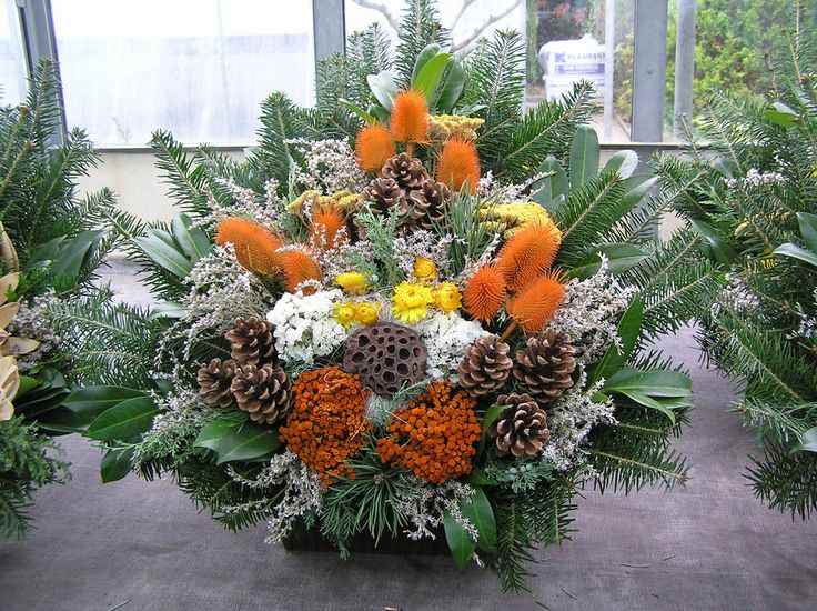 Dušičková vazba | Zahradnictví Útěchov » široký sortiment rostlin, služeb i zahradnického materiálu