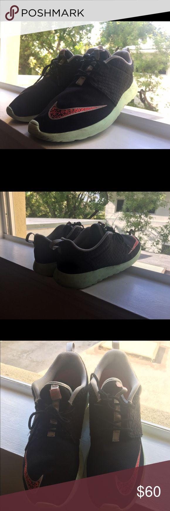 Yeezy Roshe Run Rare Roshe Run. Inspired by Kanye West's Nike Yeezy. Nike Shoes