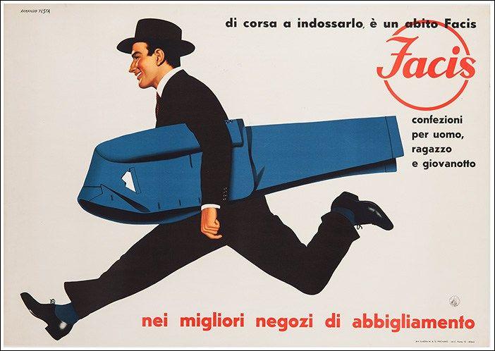 Facis di corsa / Testa Armando Formato Orizzontale Paese Italia Anno 1950 ca.