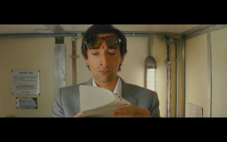 The Darjeeling Limited... Adrien Brody Movies List All