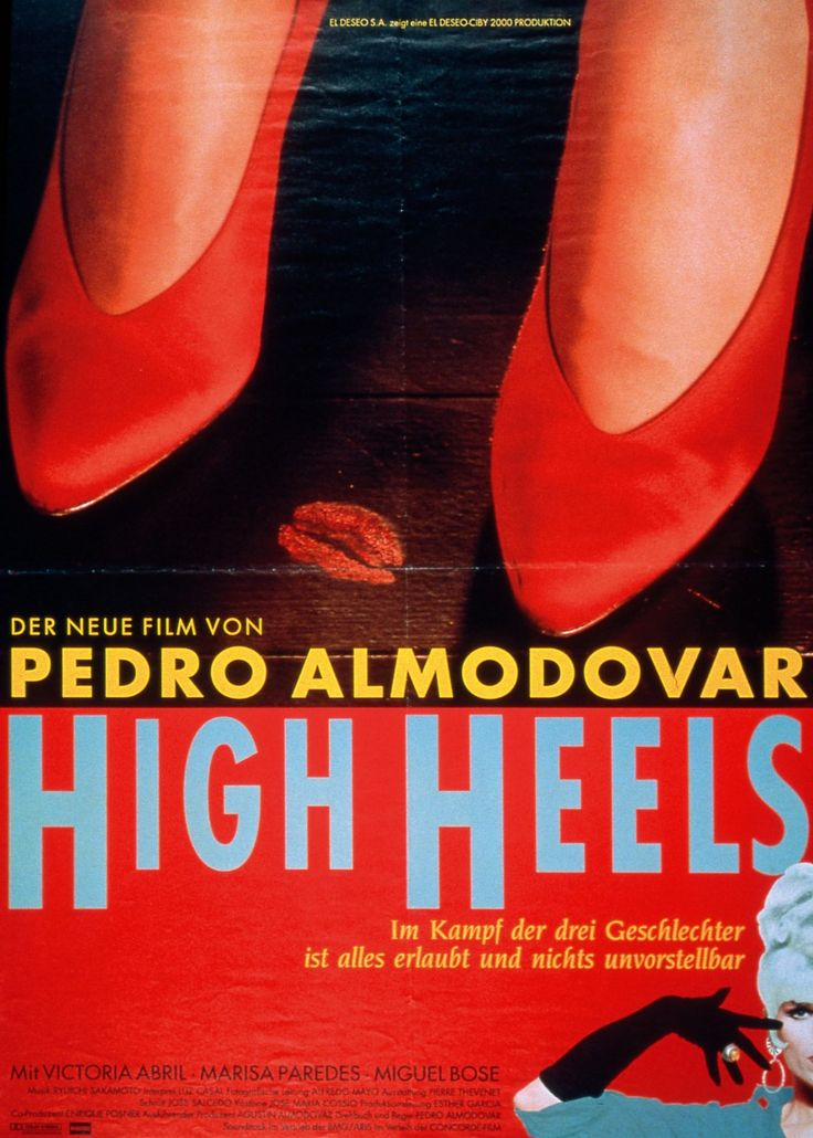 Does Pedro Almodóvar have all the best movie posters? - Little White Lies
