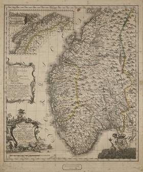 Kartverket frigjør tusenvis av gamle kart