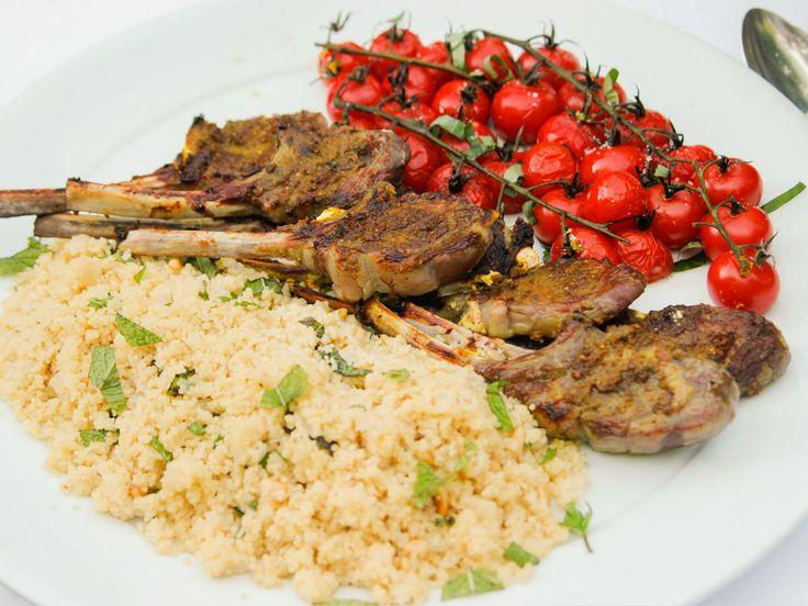 Grilled Leg Of Lamb Food Network