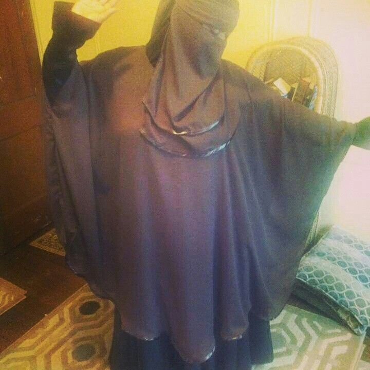 CApe and niqab  $65