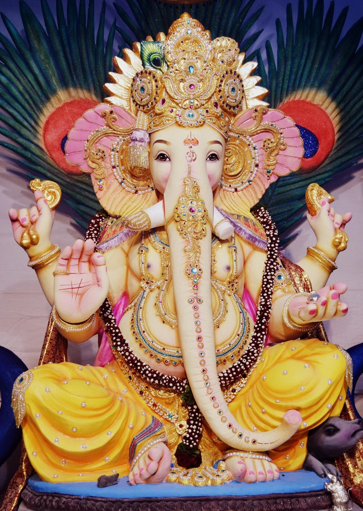 Ganesh Chaturthi - Indian Festival - September 2012