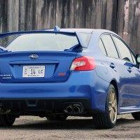 "2015 Subaru WRX STI - 2015 Subaru WRX STI easily be called the best example of the ""hot"" Subaru sedan at the moment. .. read more : http://www.autoweird.com/2014/02/25/2015-subaru-wrx-sti/"