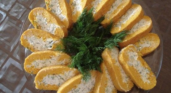Havuç Rulo Salata | Yemek Tarifleri