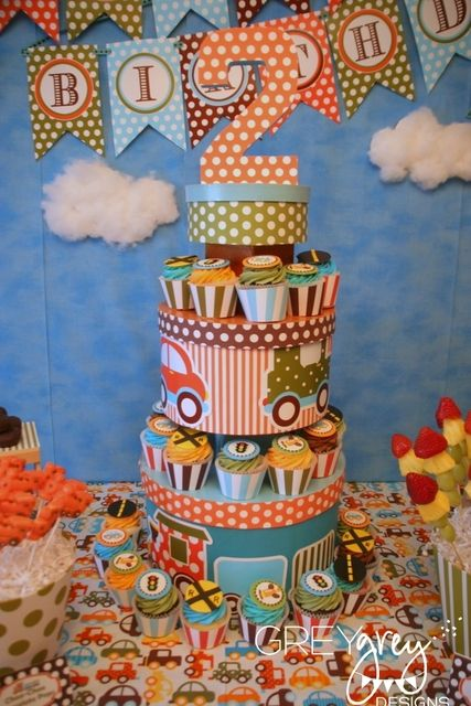 Great cupcake stand