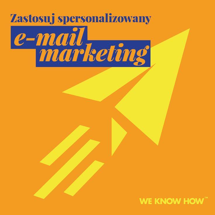 Użytkownicy cenią spersonalizowane i wartościowe treści. Email, wraz z przyzwoleniem na komunikat marketingowy, ma przewagę komunikacyjną nad innymi formami reklamowymi!