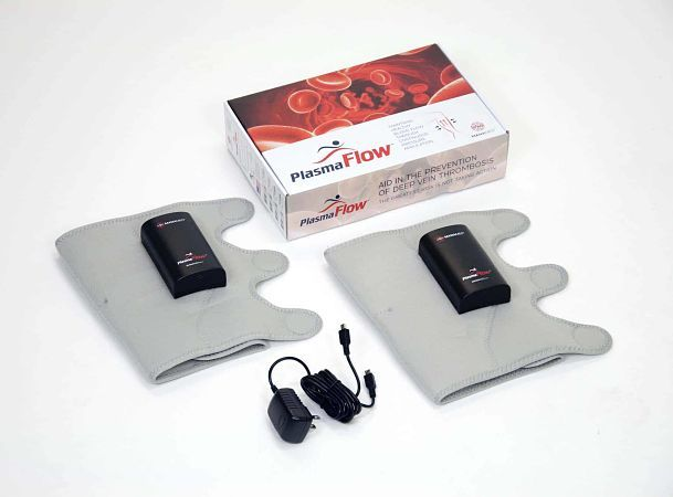 The Plasmaflow Is Intended To Be An Easy To Use Sequential Compression System Prescribed By A Physician For Use I Massage Equipment Muscle Contraction Plasma