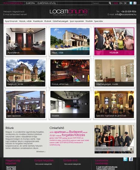 LocationLine.hu design