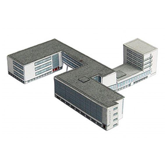 18 best images about bauhaus on pinterest ux ui designer for Bauhaus berlin edificio
