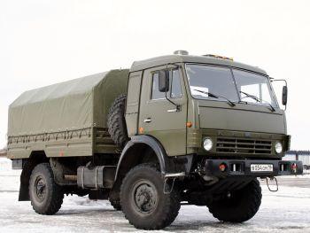 """КамАЗ-43501 """"Мустанг"""" Прототип '2003–06"""